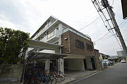 広島県広島市南区西霞町の賃貸マンションの外観