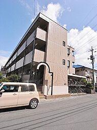 埼玉県志木市中宗岡1丁目の賃貸マンションの外観