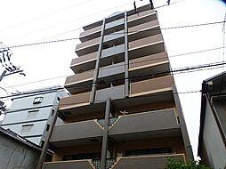 パルテール北[2階]の外観