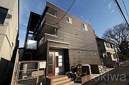 埼玉県和光市新倉1丁目の賃貸マンションの外観