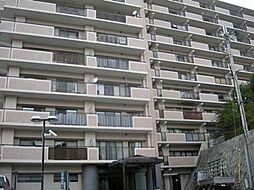 ライオンズマンション北鈴蘭台第2[7階]の外観