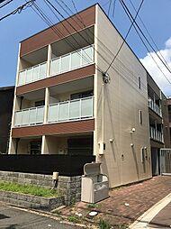 大阪府大阪市西成区千本南1丁目の賃貸アパートの外観