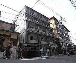 京都府京都市東山区清井町の賃貸マンションの外観