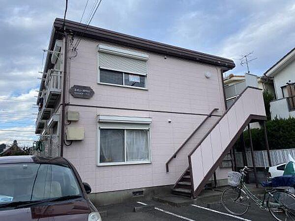 エミュー東村山 2階の賃貸【東京都 / 東村山市】