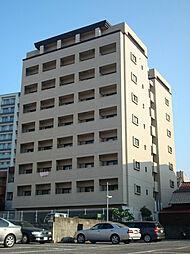 福岡県福岡市中央区六本松2の賃貸マンションの外観