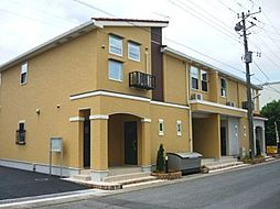 埼玉県鴻巣市氷川町の賃貸アパートの外観