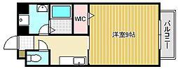 ソフィアコート[1階]の間取り