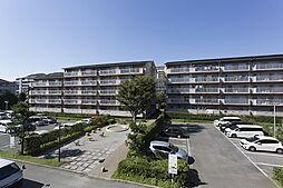 UR千葉ニュータウンプラザ西白井2番街[3-306号室]の外観