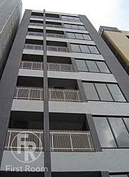 東京都大田区東蒲田1丁目の賃貸マンションの外観