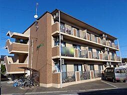 広島県福山市大門町3丁目の賃貸アパートの外観