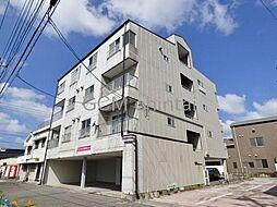 タウンコート昭和町[401号室]の外観