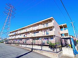 埼玉県志木市下宗岡4丁目の賃貸マンションの外観