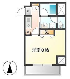 M's House 1[4階]の間取り