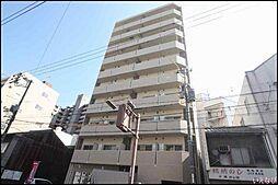 広島県福山市宝町の賃貸マンションの外観