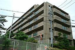 大阪府豊中市城山町1丁目の賃貸マンションの外観