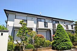 [テラスハウス] 東京都八王子市下柚木2丁目 の賃貸【東京都 / 八王子市】の外観