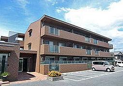 奈良県奈良市西大寺宝ヶ丘の賃貸マンションの外観