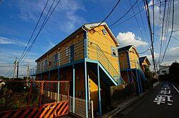 ハーミットクラブハウス四季美台A[1階]の外観