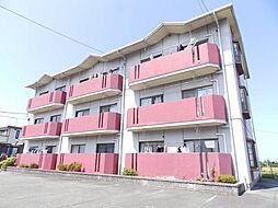 三重県伊勢市村松町の賃貸マンションの外観