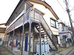 あけみ荘[1階]の外観
