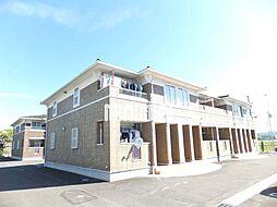 パルテ・カナ−レ I・II・III[2階]の外観