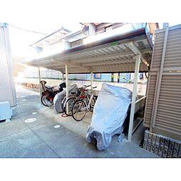 静岡県静岡市駿河区中田本町の賃貸アパートの外観