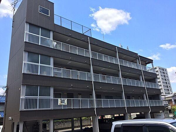 ネコマハイツ 4階の賃貸【大阪府 / 東大阪市】