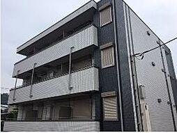 栃木県宇都宮市大曽2丁目の賃貸アパートの外観