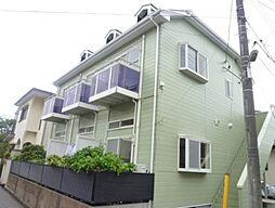 千葉県船橋市西習志野4丁目の賃貸アパートの外観
