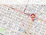 地図,1LDK,面積31.19m2,賃料3.4万円,バス 旭川電気軌道バス東4条9丁目下車 徒歩4分,,北海道旭川市東三条9丁目1番1号