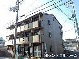 大阪府堺市北区百舌鳥本町2丁の賃貸マンションの外観