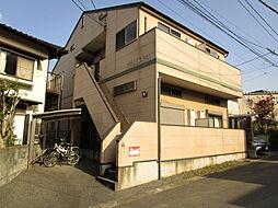 千早駅前コーポ[204号室]の外観