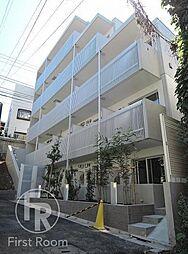 東京都大田区東馬込1丁目の賃貸アパートの外観