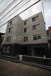 北海道札幌市中央区南十九条西7丁目の賃貸マンションの外観
