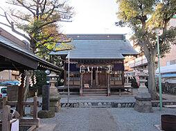 寺院・神社山神社まで1138m