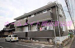 コーポみあきII[1階]の外観