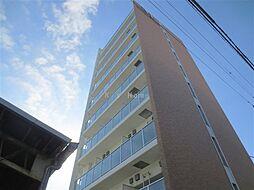兵庫県神戸市兵庫区本町1の賃貸マンションの外観