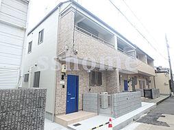 [一戸建] 兵庫県神戸市中央区中島通3丁目 の賃貸【/】の外観