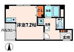 アークYマンション[2階]の間取り