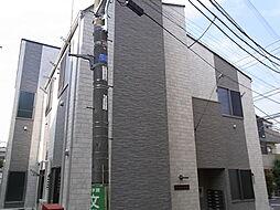 東京都杉並区天沼2丁目の賃貸アパートの外観