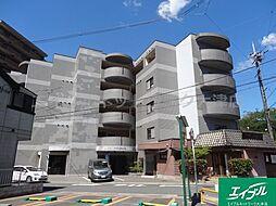 滋賀県大津市浜大津3丁目の賃貸マンションの外観