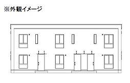 [テラスハウス] 広島県府中市高木町 の賃貸【/】の外観