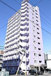 e−ハウス[3階]の外観