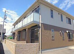 岡山県倉敷市北畝7の賃貸アパートの外観