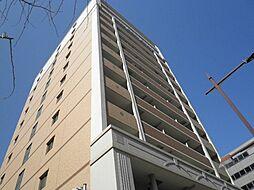 ニッケノーブルハイツ江坂[3階]の外観