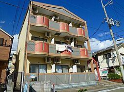 ドミール武庫川[2階]の外観