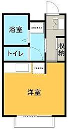 藤の牛島駅 2.8万円