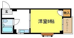 平野駅 2.4万円