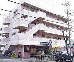京都府八幡市男山石城の賃貸マンションの外観