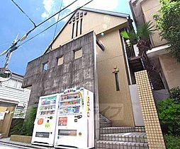 京都府京都市左京区下鴨蓼倉町の賃貸マンションの外観
